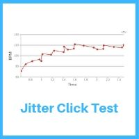 Clicks in 10 Seconds - Click Test